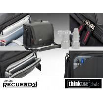 Think Tank Photo batería caso DSLR batería titular 4 TT969 Profesional /_ no